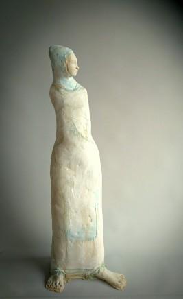 Sharon Griffin, Stone Warrior in Blue