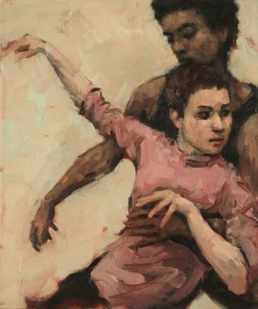 Carl Chapple, Beau Dillen and Renan Manhães (Ballet Cymru Rehearsal 131)