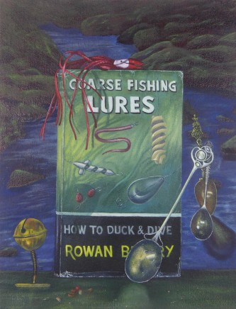Kim Dewsbury, The Allure of Coarse Fishing
