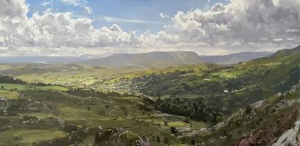 Matthew Wood, Arenig Fawr from Crimpiau