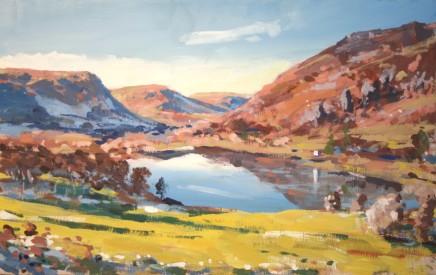 Matthew Wood, Elan Valley, Claerwen Reservoir