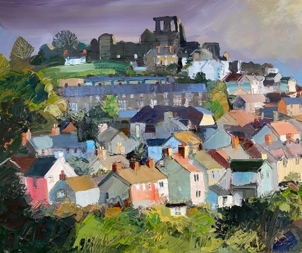 Sarah Carvell, Denbigh, Stormy Light