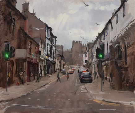 Rob Pointon, Castle Street, Conwy