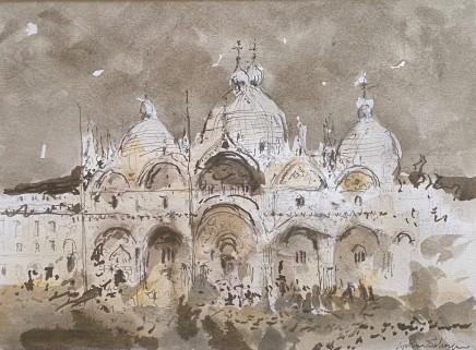 William Selwyn, The Basilica