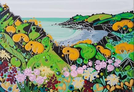 Katie Allen, Fall Bay - Study I