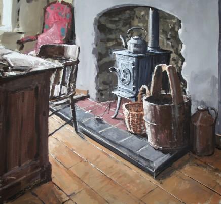 Matthew Wood, Fireplace