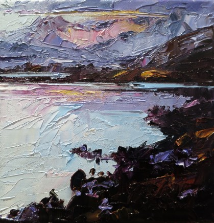 David Grosvenor, Snowdon from the Llynnau Mymbyr