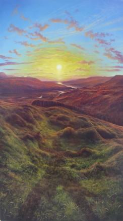 Gerald Dewsbury, From the Precipice Walk