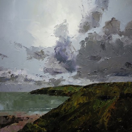 David Grosvenor, The Coastal Path at Aberdaron