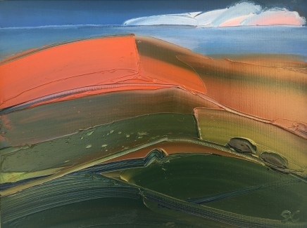 Sarah Carvell, Edges of Land, Sundown