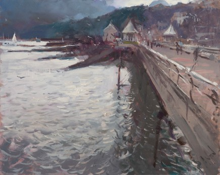 Rob Pointon, View from Garth Pier