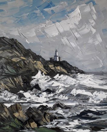 Martin Llewellyn, Mumbles Lighthouse