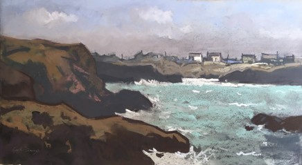 Gareth Thomas, Morning, Treaddur Bay