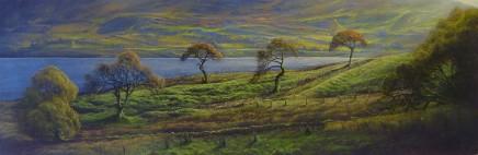 Gerald Dewsbury, On the Shore, Llyn Celyn