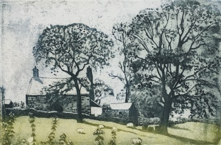 Anne Aspinall, Welsh Farm II