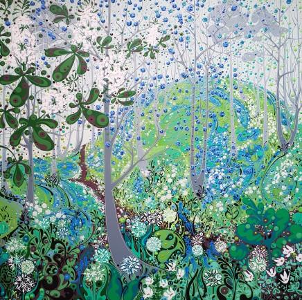 Katie Allen, Bluebell Walk, Clyne Gardens