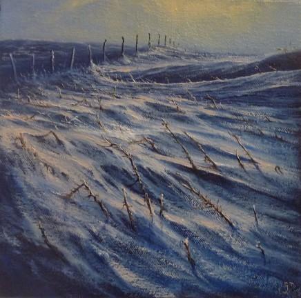 Gerald Dewsbury, Snow Stalks