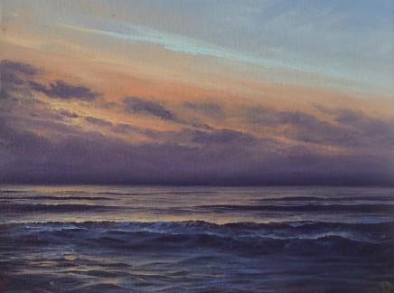 Gerald Dewsbury, Evening at Ynyslas
