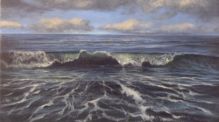 Gerald Dewsbury, Breaking Wave