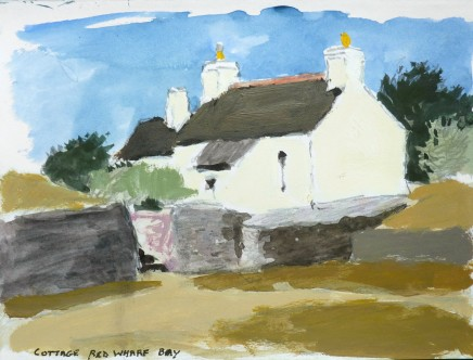 Donald McIntyre, Cottage, Red Wharf Bay