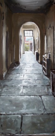 Matthew Wood, Corridor to Garden