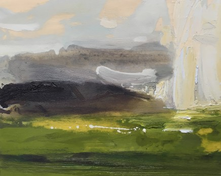 Beth Fletcher, Study (Rain on the Estuary)