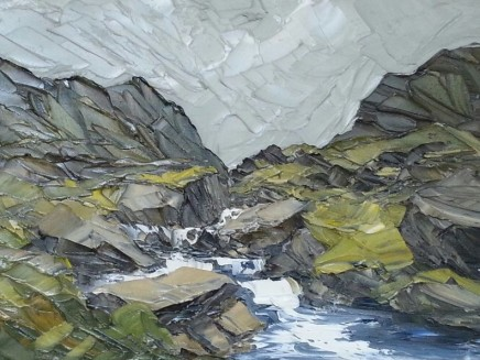 Martin Llewellyn, Mountain Stream, Llanberis
