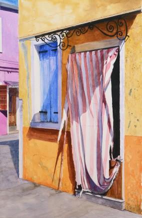 Mike Briscoe, Burano House