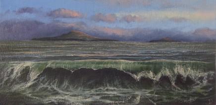 Gerald Dewsbury, From Aberdaron Beach