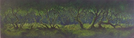 Gerald Dewsbury, At the Hedge