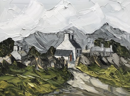 Martin Llewellyn, Cottages, North Wales