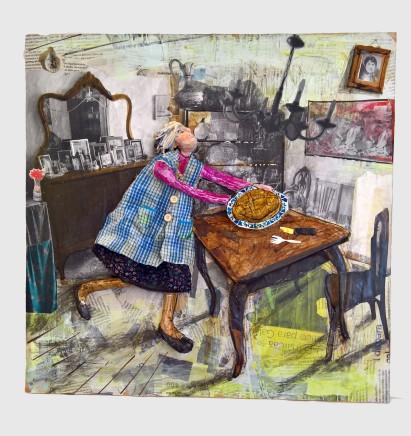 Luned Rhys Parri, Cegin / Kitchen