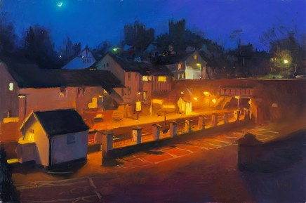 Rob Pointon, Conwy Station Nocturne
