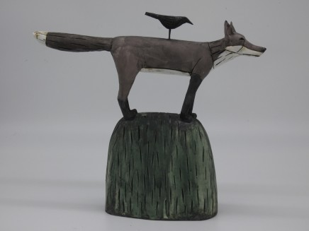 Anna Noel, Fox and Crow I