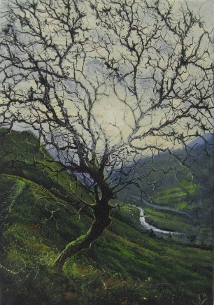 Gerald Dewsbury, Hawthorn, Precipice Walk