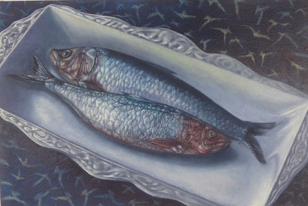 Kim Dewsbury, A Pair of Herrings
