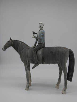 Anna Noel, Rider and Bird