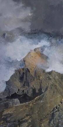 Malcolm Edwards, Emerging Peaks