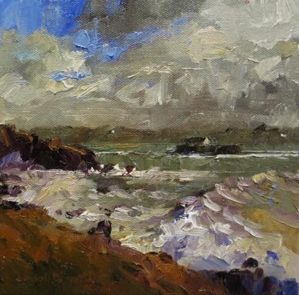 David Grosvenor, Porth Cwyfan, Anglesey