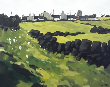 Stephen John Owen, Spring Morning, Anglesey