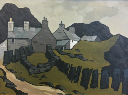 Stephen John Owen, Mountain Cottages
