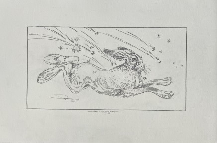 Colin See-Paynton, Hare and Shooting Stars