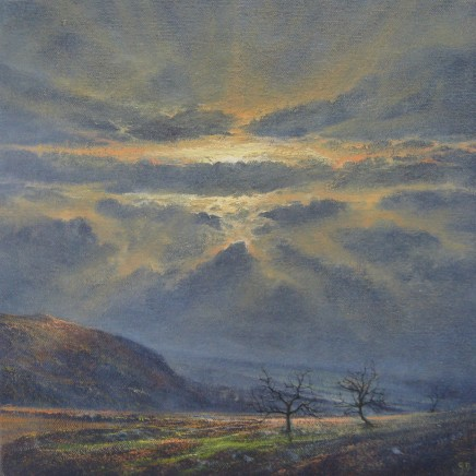Gerald Dewsbury, Late Sun by Arenig