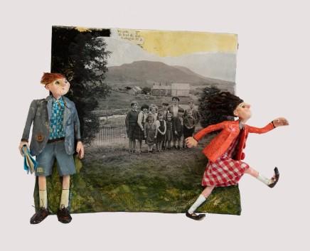 Luned Rhys Parri, Diwrnod Llun Ysgol / School Photograph Day