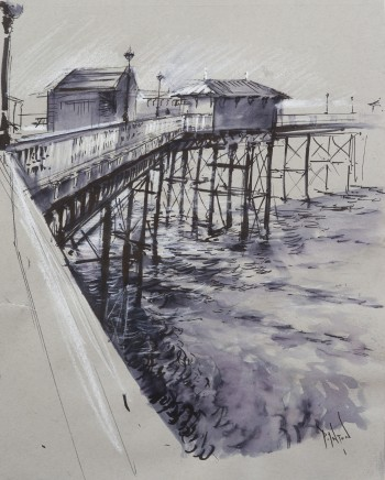 Rob Pointon, Low Tide Pier