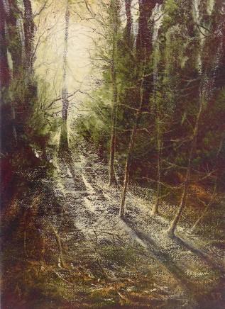 Gerald Dewsbury, Into the Spinney