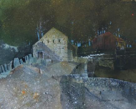 Malcolm Edwards, Lambing Sheds