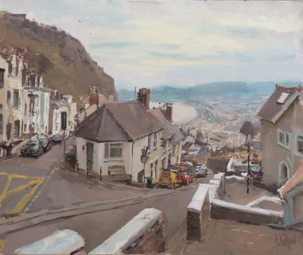 Rob Pointon, View from the Orme, Llandudno