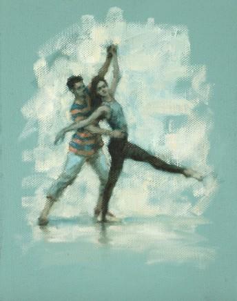 Carl Chapple, 'Celtic Concerto' - Andrea Battaggia & Danila Marzilli (Ballet Cymru Rehearsal 177)