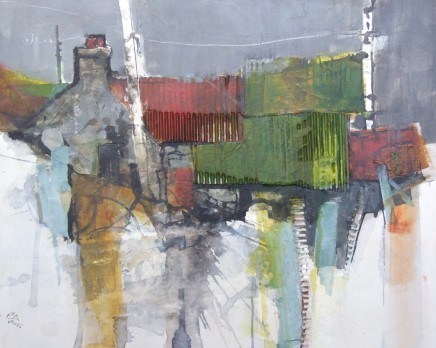 Pete Monaghan, The Green and Red